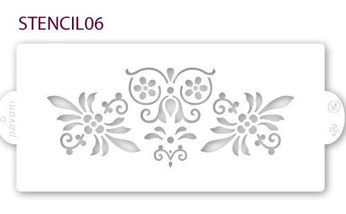 stencil-06-šablona-za-dekoraciju-kolača