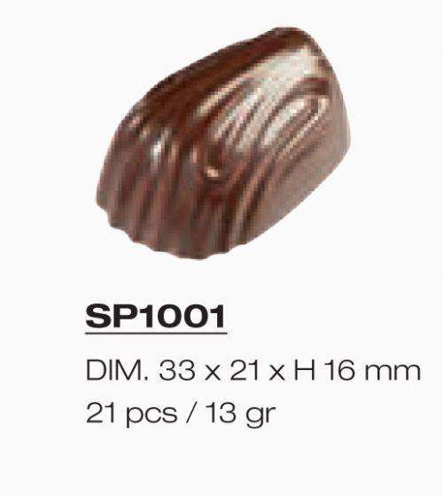 PAVONI KALUP-ZA-PRALINE-SP1001
