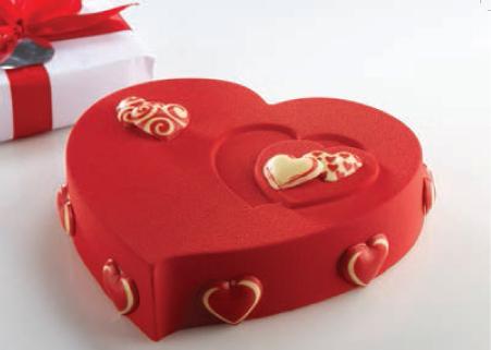 Kalup za semifreddo Srce