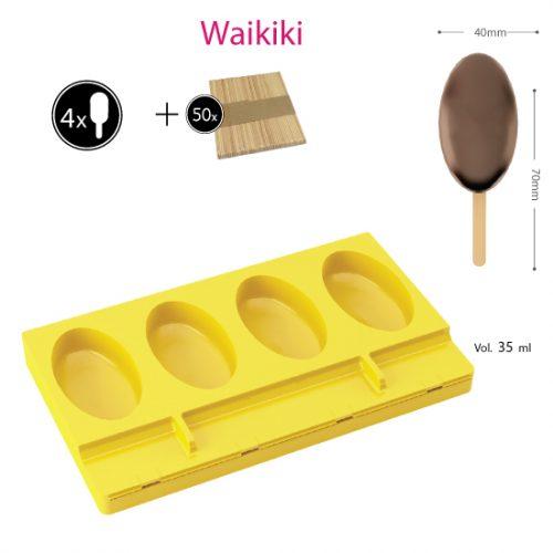Kalup za sladoled Waikiki
