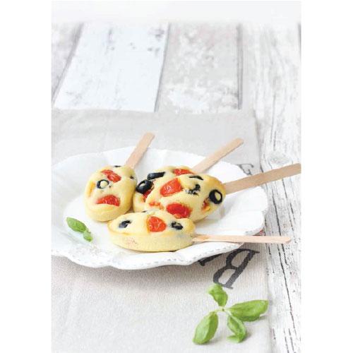 Recept: slani lolly sa cherry rajčicama i maslinama