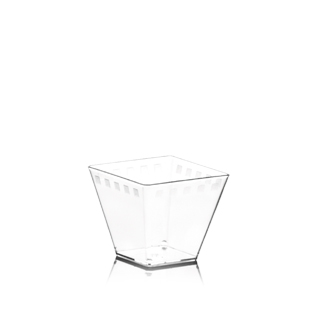 Fingerfood čašica Kvadratna 50 kom 60 cc