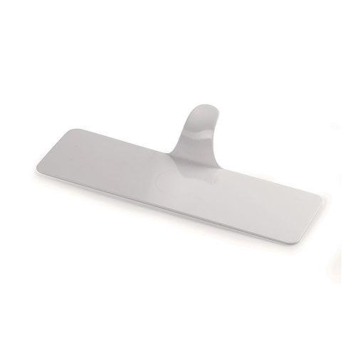 Podlošci za monoporcije pravokutni 13 x 3,8 cm - bijelo