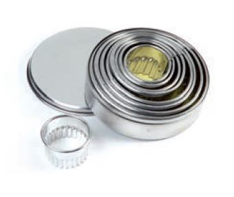 Metalni izrezivač-Krug nazubljeni