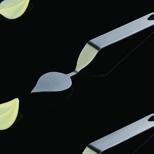 FLYCHOC ŠIROKI LIST-inox špatula za izradu čokoladnih listova