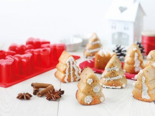 Recept: Božićna drvca medenjaci