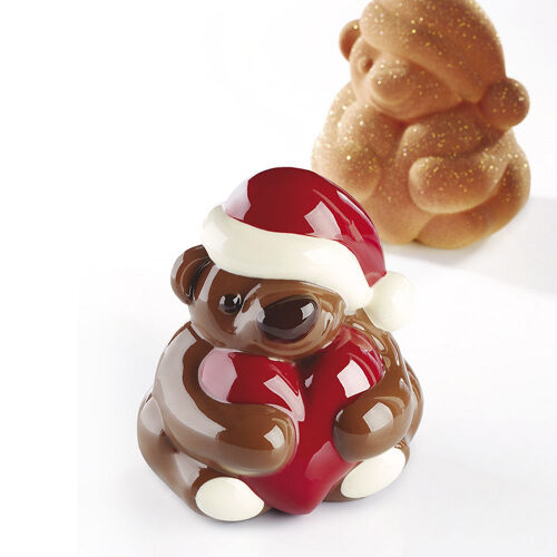 Kalup za čokoladu Teddy