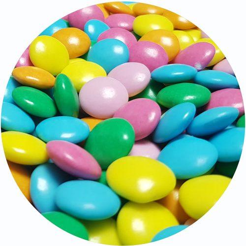 Šareni čokoladni konfeti 1 kg