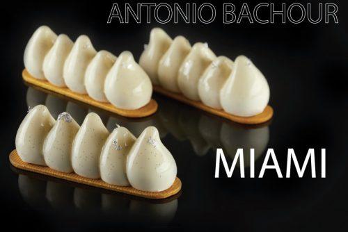Silikonski kalup MIAMI by Antonio Bachour
