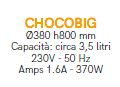 Čokoladna fontana-Chocobig