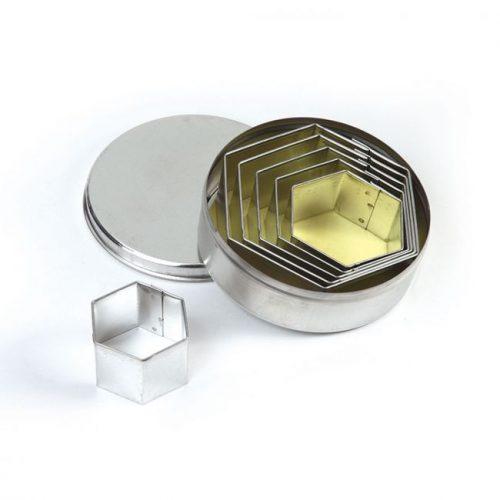 Metalni izrezivač-Šesterokut