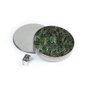 Metalni izrezivač-Slova