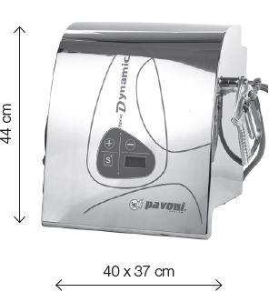 SPRAY DYNAMIC - Uređaj za raspršivanje želatine