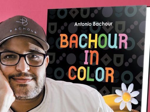 Bachour in color: nova knjiga recepata