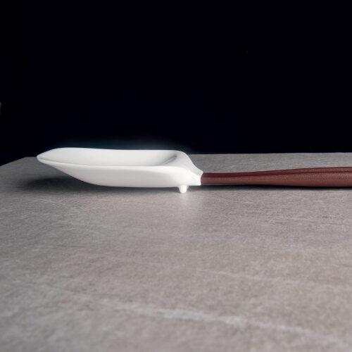 Silikonska špatula-žlica do 250°C dužina 380 mm