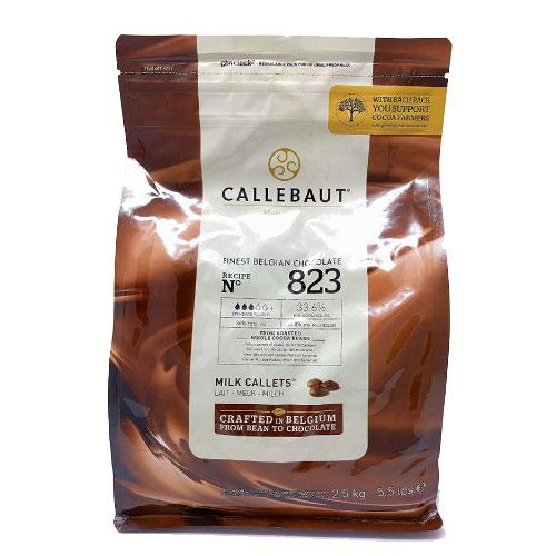 Mliječna čokolada Callebaut 823 33%