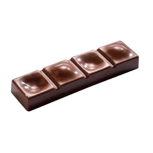 Polikarbonatni kalup za čokoladne table MA1914