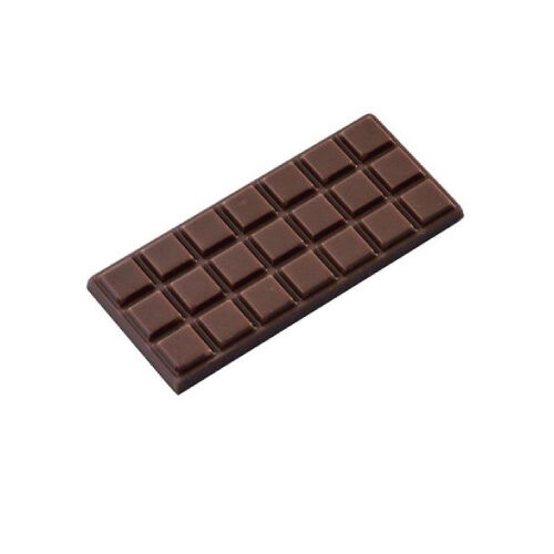 Polikarbonatni kalup za čokoladne table MA2007