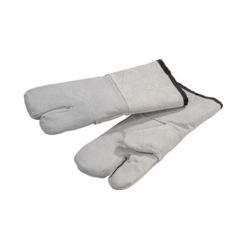 Kožne rukavice tri prsta za temperaturu do 250 ˚C