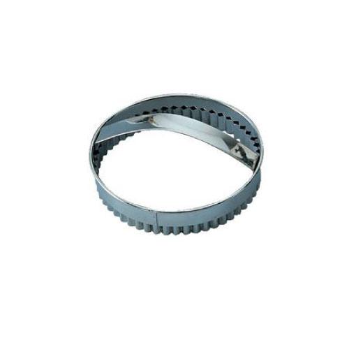 Metalni izrezivač-Nazubljeni krug Ø 120 x h20 mm