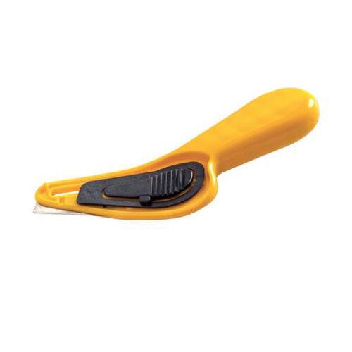 Plastični nož za kruh sa žilet oštricom