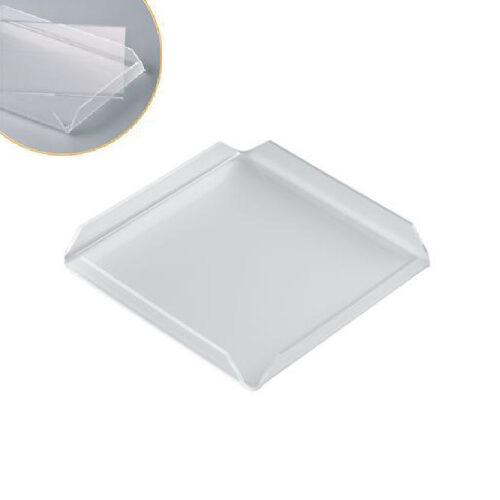 Prozirna tacne za izlaganje kolača i torte za vetrine- dim. 170x170 mm h 20 mm