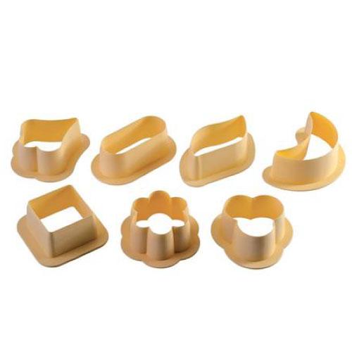 Set od 7 izrezivač za tijesto