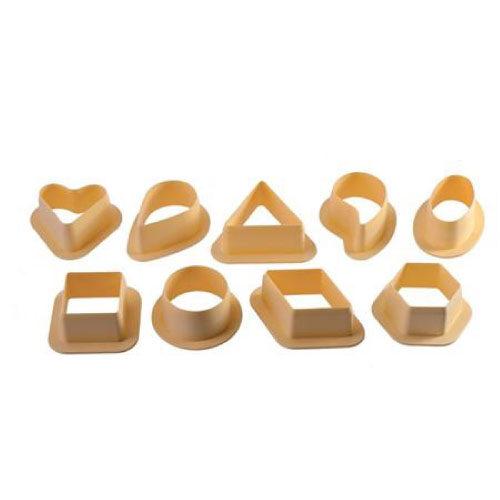 Set od 9 izrezivač za tijesto