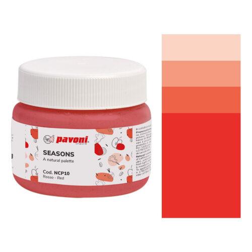Jestiva boja u prahu 100% bilji ekstrakti - Crvena 80g