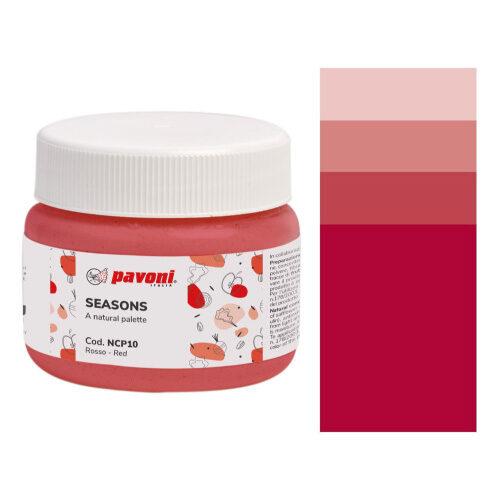 Jestiva boja u prahu 100% bilji ekstrakti - Crvena Višnja 80g
