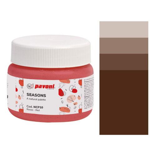 Jestiva boja u prahu 100% bilji ekstrakti - Smeđa 80g