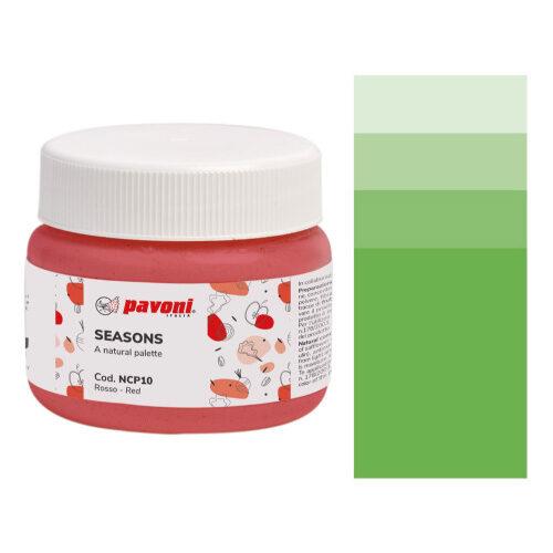 Jestiva boja u prahu 100% bilji ekstrakti - Zeleno 80g