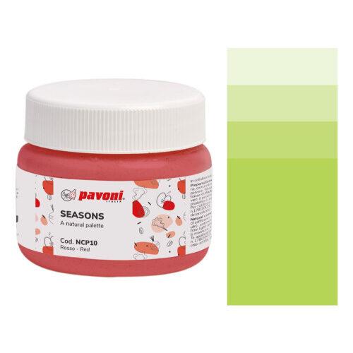 Jestiva boja u prahu 100% bilji ekstrakti - Zeleno Jabuka 80g