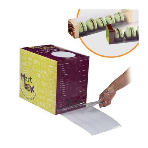 Prozirne vrećice za izradu kutija- 15 m. Rola