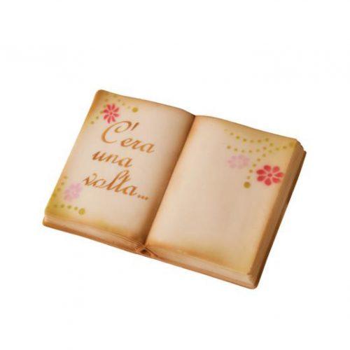 Silikonski kalup za izradu topera od čokolade ili isomalta- Knjiga