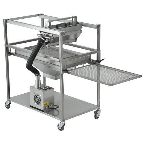 Uređaj za glaziranje kolača i torti - GLASSICE