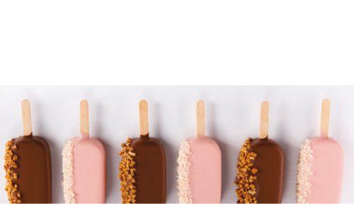 Silikonski kalup za sladoled na štapiću Classic