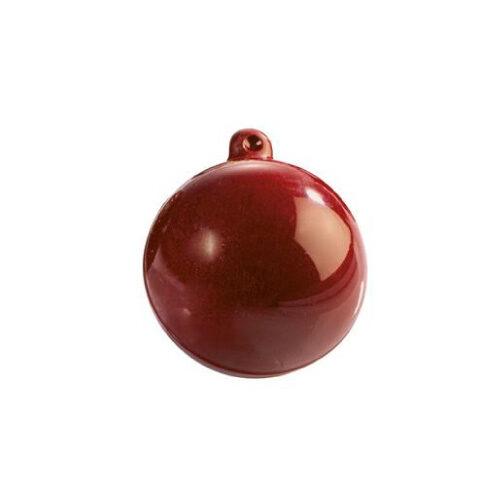 Kalup za čokoladne Božićne kuglice- Kit od 60 mm. 2 kalupa