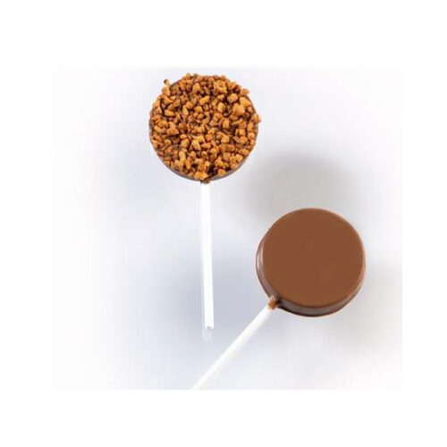 Kalup za čokoladne lizalice Okrugle - SMOOTH ROUNDED