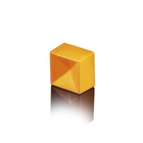 Polikarbonatni kalup Prisma Geometric Chocolate Praline-kvadrat