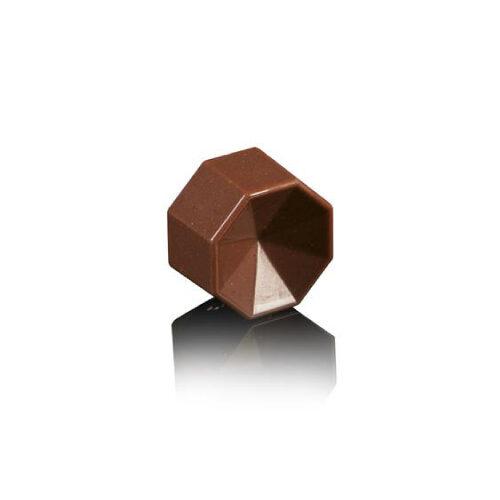 Polikarbonatni kalup Prisma Geometric Chocolate Praline-osmerokut