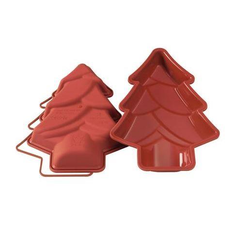 Silikonski kalup Božićno drvce