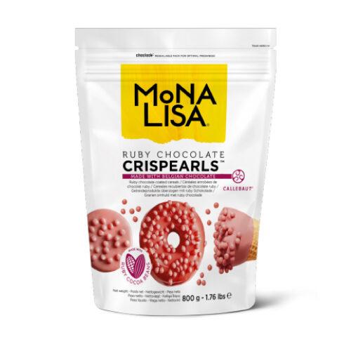 Callebaut Crispearls™ RUBY ČOKOLADA